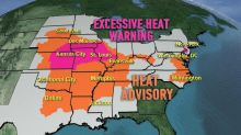 Heat wave spreads across the country