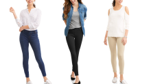 See why shoppers can't get enough of these $13 'jeggings' that are comfortable and stylish