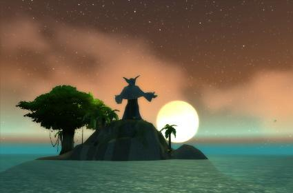 Around Azeroth: Our favorite view in Stranglethorn Vale