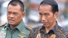 Sebelum Diberi Jokowi, Jenderal Gatot Pernah Dapat Tanda Jasa Amerika