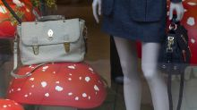 Mulberry Sales Growth Slows as Bagmaker Misses Luxury Rebound