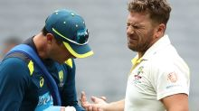 Finch cleared of fracture after retiring hurt