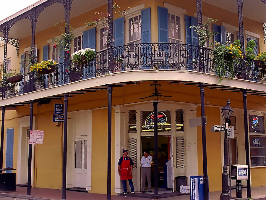Top New Orleans news: Short-term rentals banned in French