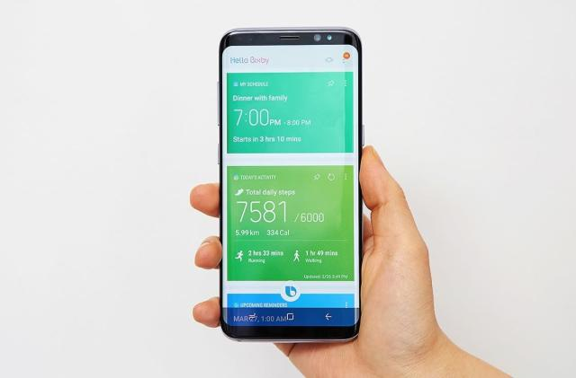 Samsung's Galaxy S8 launch will happen without Bixby Voice