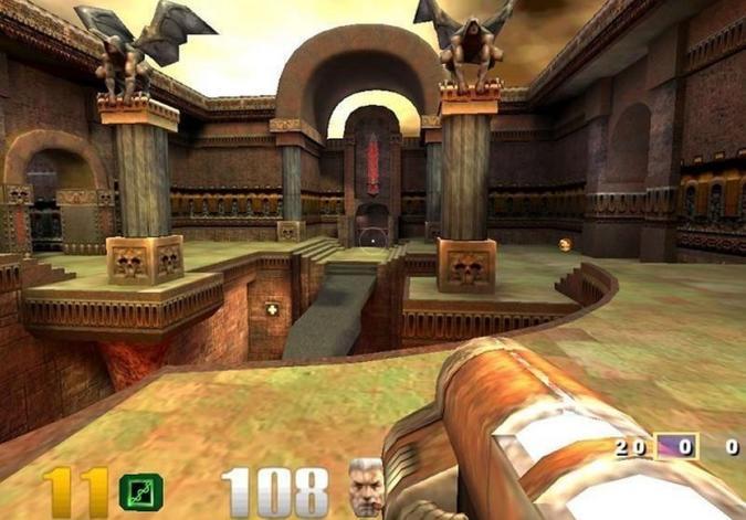 'Quake III Arena'