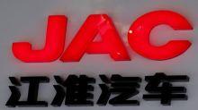 Chinese regulator approves VW-JAC Motor electric car venture