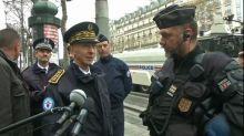 Parigi, grave problema cardiaco per poliziotto in piazza