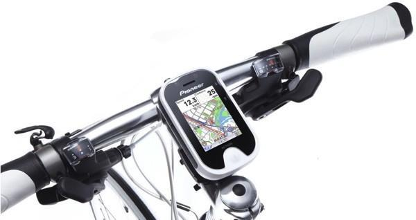 Pioneer PotterNavi: a 3G bike GPS that encourages you to meander