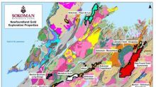 Sokoman and Benton Jointly Acquire Grey River Gold Project in Southern Newfoundland