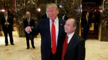 SoftBank's Son pledges $50 billion, Foxconn eyes U.S. expansion as Trump woos Asian firms