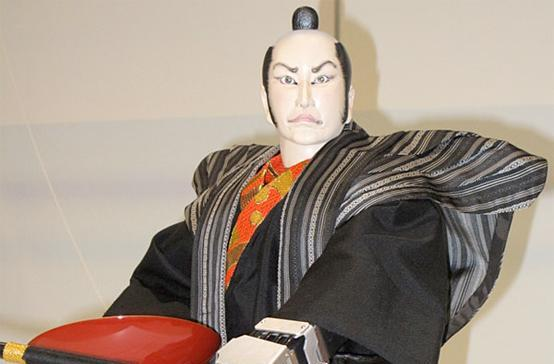 Samurai of Kuroda granted a cybernetic upgrade