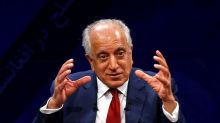 U.S. special envoy discusses Taliban deal with re-elected Afghan president