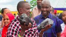 Tanzania. El minero que se hizo millonario tras encontrar dos piedras tuvo otro extraordinario hallazgo