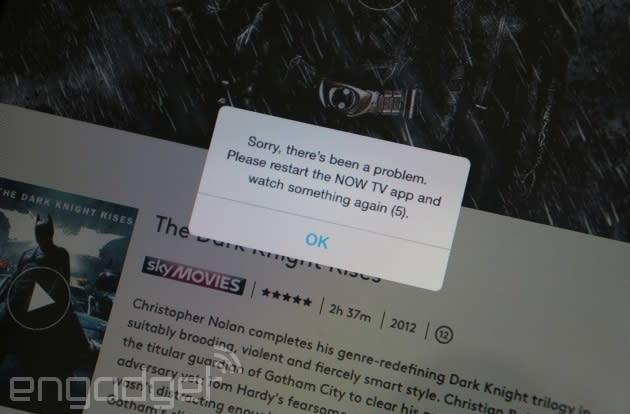 BBC iPlayer and Sky streaming apps go dark on iOS (update: both fixed)