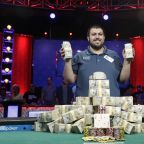 A 25-Year-Old Rookie Just Won $8.1 Million in the World Series of Poker