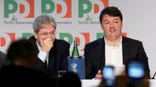 Italy's Renzi defies foes, opens way for party leadership battle