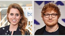 "Princess Beatrice Called an ""Idiot"" by Ed Sheeran's Manager"