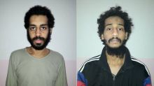 Alleged Islamic State 'Beatles' headed to U.S. on charges of hostage deaths