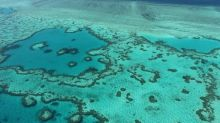 Why is the Great Barrier Reef's UNESCO status under discussion?