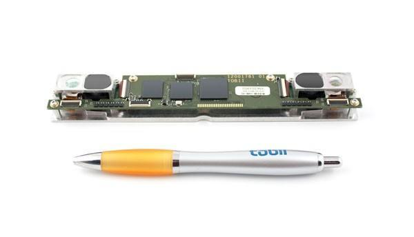 Tobii's IS-2 eye tracker is cheaper, 75 percent smaller than its predecessor