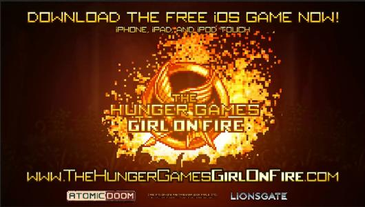PSA: Hunger Games: Girl on Fire out today