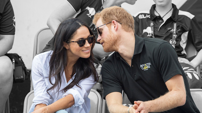 Prince Harry and Meghan Markle: A timeline of their relationship