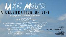 """Mac Miller: A Celebration Of Life"" Concert To Benefit The Launch Of The Mac Miller Circles Fund"