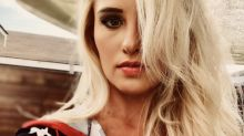 Tomi Lahren posts sexy patriotic selfies amid media firestorm