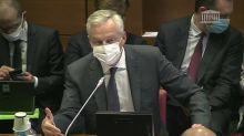 """""""Ce virus est tout sauf anodin"""": Bruno Le Maire de retour à l'Assemblée après sa contamination au Covid-19"""