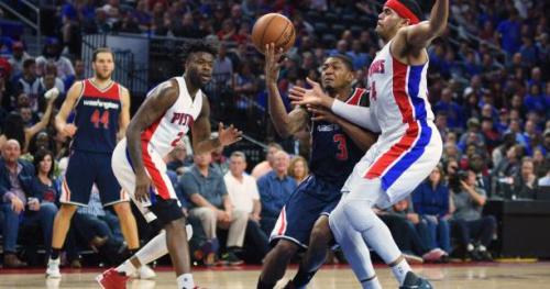 Basket - NBA - Detroit perd son dernier match au Palace