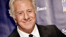 Dustin Hoffman: Lustiges Versteckspiel mit den Paparazzi