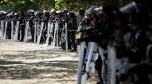 Mexico halts migrant caravan, deports hundreds to Honduras