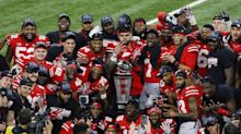 Compiling an all-Big Ten team to defeat the Ohio State Buckeyes