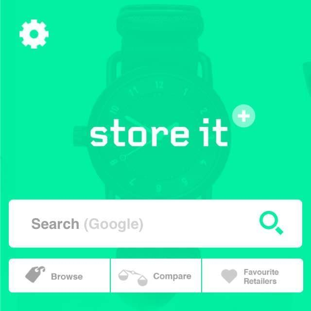 Store It is a wishlist app that falls short of its potential