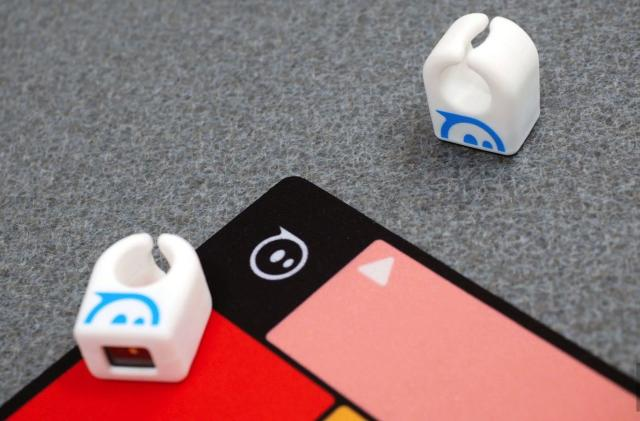 Sphero gets into app-enabled music gadgets with the Specdrums ring