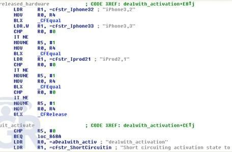 Code shows future iOS devices currently in testing