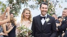 How Justin Verlander and Kate Upton gave their wedding a sports feel