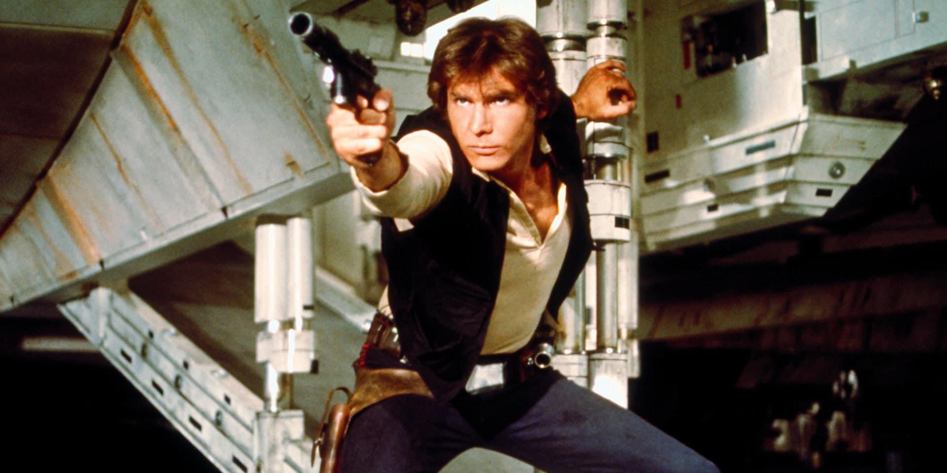 'Star Wars' icon Harrison Ford doesn't know what a Force Ghost is and doesn't much care