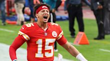 Chiefs Are 20.5-Point Betting Favorites Over Jets, One Of 10 Biggest NFL Spreads Since 1976