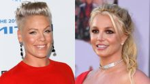Pink says she 'felt sad' after watching Britney Spears doc: 'I could have reached out more'