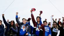 Parkland student protesters become right-wing targets