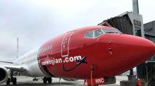 Norwegian Air's July traffic down 90% year on year