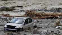 Plongée dansdeuxsiècles d'inondations en France