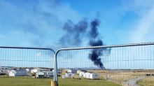 RAF engineer killed as Red Arrows jet crashes in North Wales