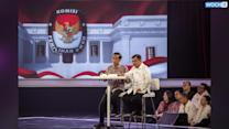 Indonesia Presidential Candidates Spar Over Corruption Scandals In Final Debate