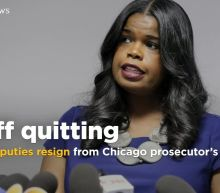 Two top deputies resign from Chicago prosecutor's office