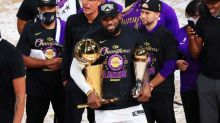 LeBron James is the greatest team of all-time