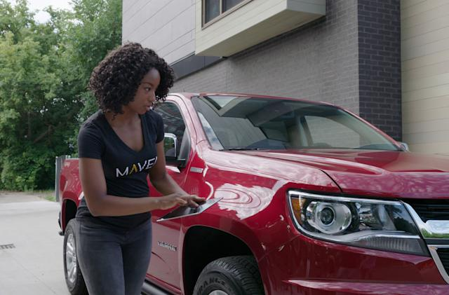 GM's Maven car-sharing service is shutting down