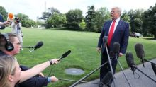 Trump says U.S. is 'very prepared' with regard to Iran