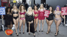 Hayley Hasselhoff's career as a plus-size model